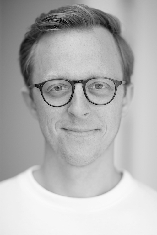 Anders Rimhoff Byrel i sh hos Tandlægerne Classensgade på Østerbro